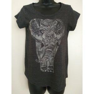 Lucky Brand Elephant Shirt